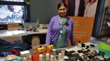 Shabari, Tropic Skin Care and Beauty Consultant